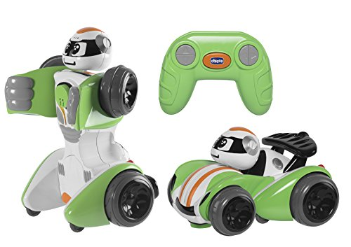 Chicco-Vehculo-radiocontrol-Robochicco-transformable-de-coche-a-robot
