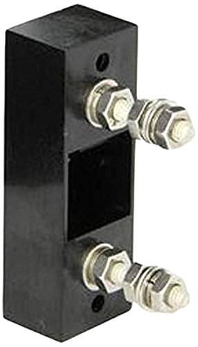 Mersen P266L Amp Trap Form 101 Semiconductor Protection Fuse Block, 125-400 Ampere, 1 Pole