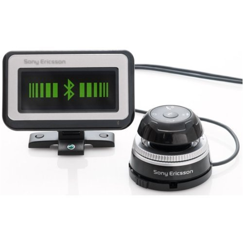 Sony Ericsson Mobile Bluetooth Handsfree Car Kit HCB-700