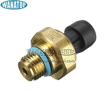 Nuevo Turbo Boost Sensor de presión 4921501/3084521 N14 ISM para Cummins: Amazon.es: Coche y moto