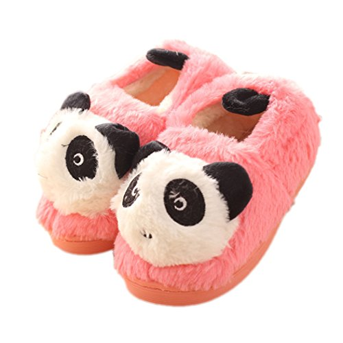 MiYang Toddlers and Kids Cheerful Mario Warm House - Mario House Shoes