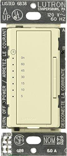 Lutron MA-T51-AL Maestro Countdown Timer, Almond