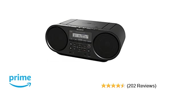 Amazon.com: Sony Portable Bluetooth Digital Turner AM/FM CD Player Mega Bass Reflex Stereo Sound System: Electronics