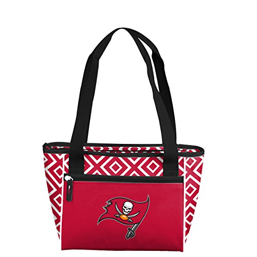 - Logo NFL Tampa Bay Buccaneers DD Cooler Tote (16 Can), Team Color