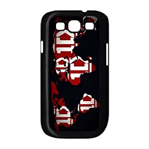 one direction 1D Samsung Galaxy S3 I9300 Phone Case, one direction 1D Custom Hard Back Cover, Samsung Galaxy S3 I9300 DIY Case