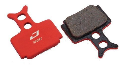 Jagwire Mountain Sport Semi-Metallic Disc Brake Pads for Formula T1 R1 RX