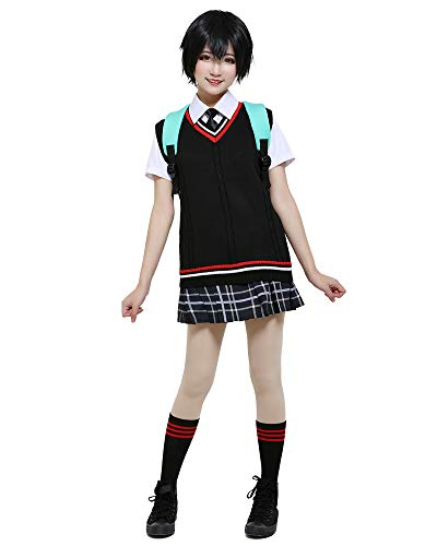 Cosplay.fm Women's Peni Parker Cosplay Costume School Uniform