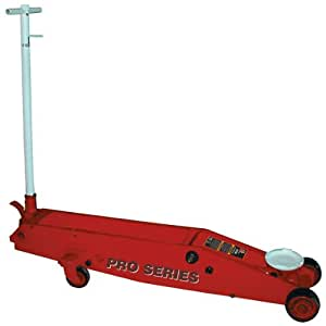 Torin Big Red Long Frame Heavy Duty Floor Jack 10 Ton