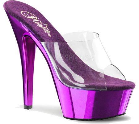 KISS201 Chrome Purple PPCH KISS 201 C Pleaser Clr ZpnRE0wwq