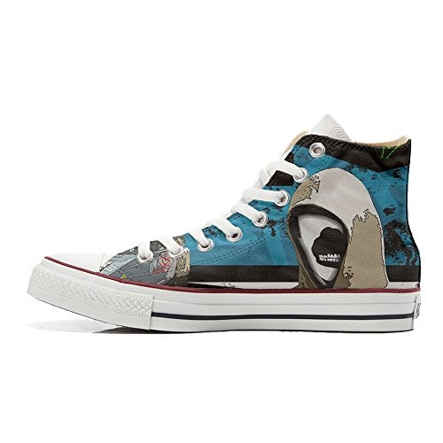 Produit Customized Street Coutume Graffiti Converse mys Chaussures Adulte Artisanal WnCqf7