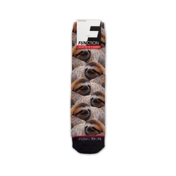 Function - Sleeping Sloths Fashion Socks -