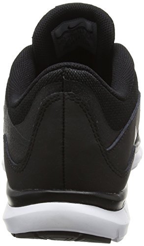 Nike Flex Trainer 5, Chaussures de Fitness Femme, 39 EU Noir (Black/White/Anthracite 001)