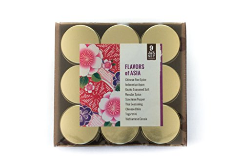 World Spice Merchants Gift Set - Flavors of Asia
