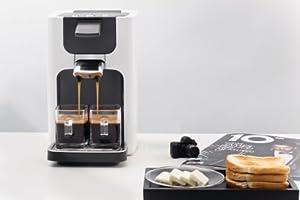 Philips HD7864/11 Senseo Quadrante - Cafetera de espresso, color ...