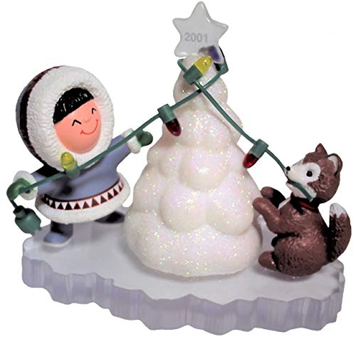 Frosty Friends #22 in series 2001 hallmark ornament