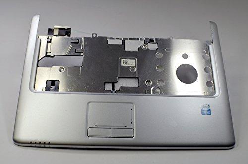 X626G NEW Genuine OEM DELL Inspiron 1525 1526 Laptop Notebook LED Keyboard Bezel Touchpad Mouse Button Click Trackpad Trak Pad Palmrest gp258 gp386 (Fingerprint Biometric Reader Dell)