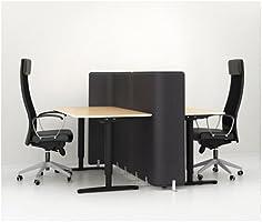 Ikea Bekant - Mesa de Escritorio, Color Negro: Amazon.es: Juguetes ...