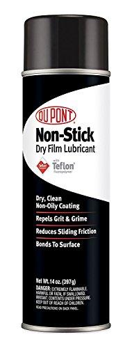 DuPont Teflon - Lubricante antiadherente de película seca
