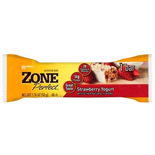 Zoneperfect Nutrition Bar (Pack of 36)