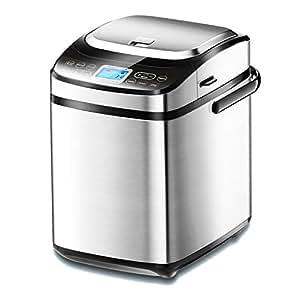 Amazon.com: Möbelmaster - Máquina para hacer pan con ...