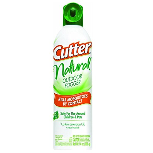 Cutter Natural Outdoor Fogger/natural insecticide Safe fo...