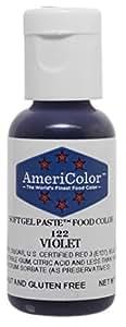Americolor Soft Gel Paste Food Color, .75-Ounce, Violet