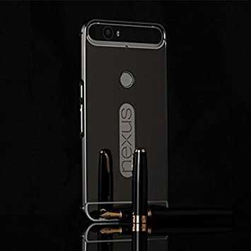 the best attitude e5597 16ec6 Amazon.com: Huawei Nexus 6P Case, Moonmini Luxury Aluminum Ultra ...