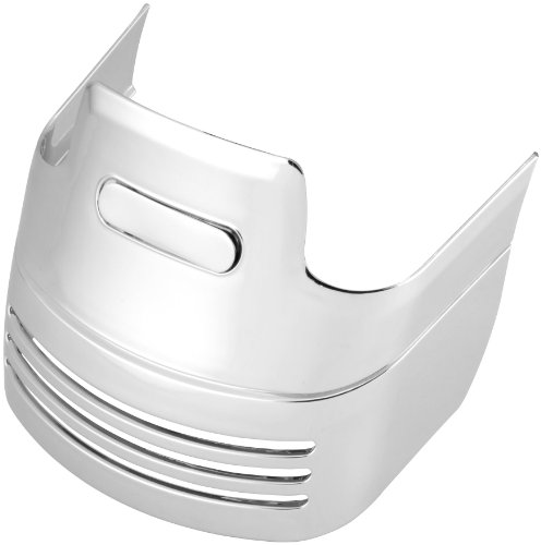 Bikers Choice Fender Extension for 1999-2009 Harley Davidson Road King and (Chrome Rear Fender Extension)