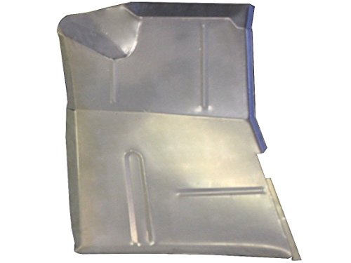 Motor City Sheet Metal - Works With 1973 1987 Chevy Truck GMC Jimmy Suburban Blazer Right Extended Front Floor Pan