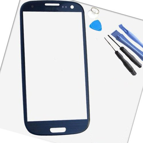 adecco-llc-black-new-front-outer-lens-glass-screen-cover-replacement-for-samsung-galaxy-galaxy-s4-si