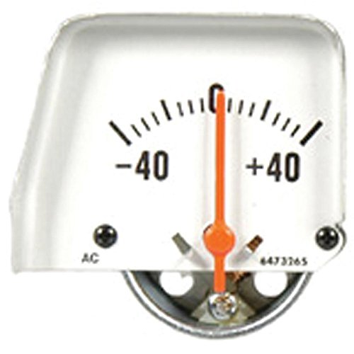 Eckler's Premier Quality Products 33179462 Camaro Battery Amp Meter Console ()
