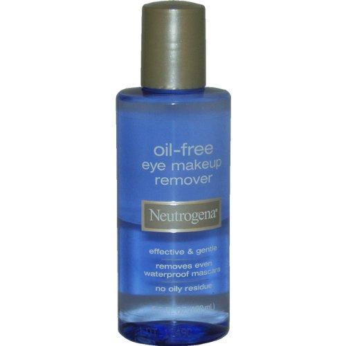 Neutrogena sans huile Démaquillant Démaquillant pour les yeux, 5,5 once