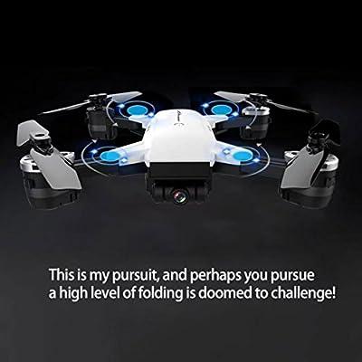 Cewaal Hanbaili YH-19 Plegable Quadrocopter Drone con cámara de ...