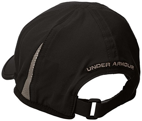 d3bc54fb6df ... germany amazon under armour mens shadow run cap black graphite one size  sports outdoors 4e7a8 26cd5