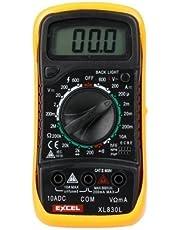 Mondpalast XL830L Digital 3 1/2 LCD Voltmeter Ammeter Ohmmeter Multimeter