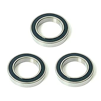 30x62x16,6206 2RS 6206-2RS Premium Rubber Sealed Deep Groove Ball Bearing 4PCS