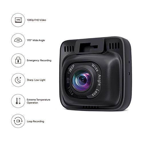 Buy dash camera under 100