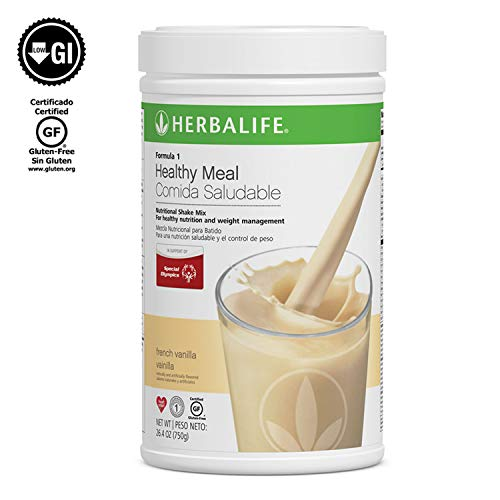 Herbalife Formula 1 Nutritional Shake Mix, French Vanilla, 750 Gram (Herbalife Formula 1 French Vanilla Shake Recipes)