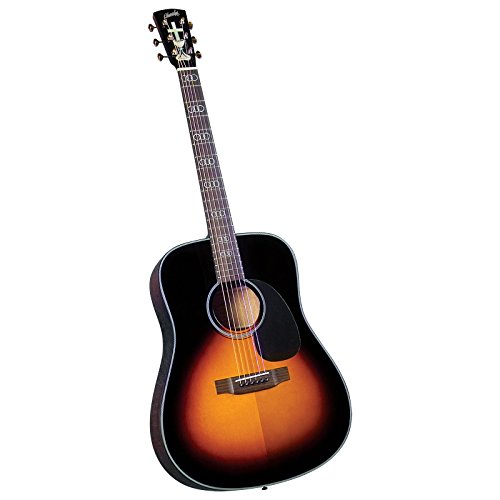 Blueridge BR-340 Contemporary Series Gospel Dreadnought Guitar