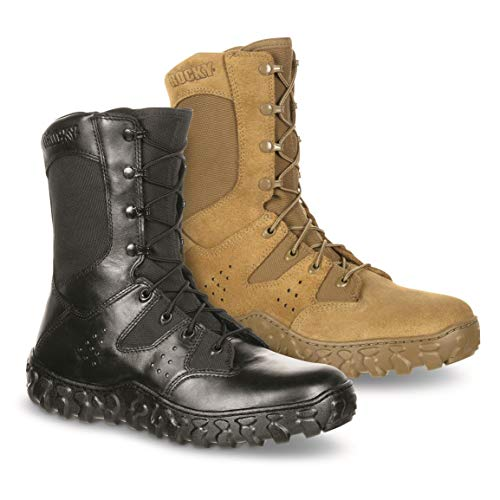 ROCKY Men's S2V Predator Tactical Boots, Black, 10.5D (Medium) ()