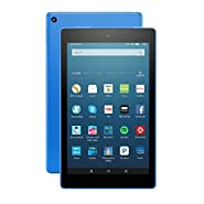 "All-New Fire HD 8 Tablet, 8"" HD Display, Wi-Fi, 16 GB - Includes Special Offers, Blue"