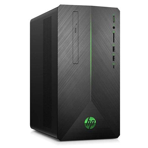 HP Pavilion Gaming Desktop Computer, AMD...