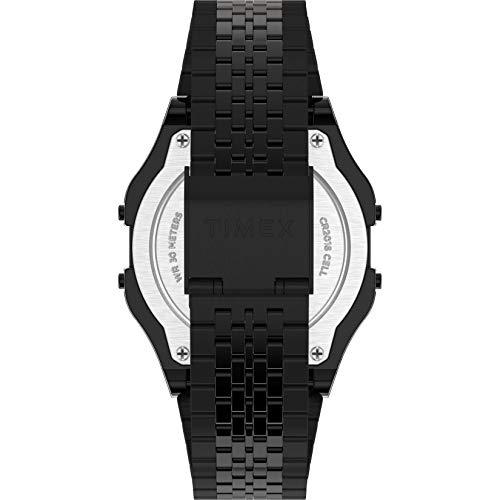 Timex T80 34mm Watch