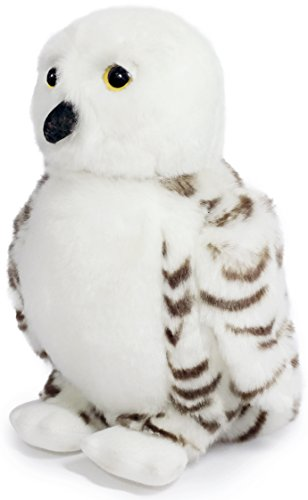 Snow Tiger (Odette the Snow Owl | 9 Inch Stuffed Animal Plush | By Tiger Tale Toys)