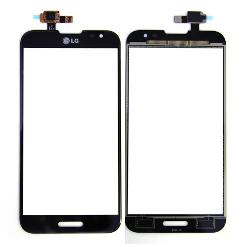 LG Optimus G Pro E980 F240 E985 Digitizer Touch Screen Lens Glass Black Color Replacement Part