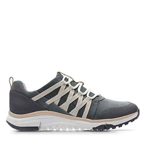 Clarks Tri Shoes Leather in Trail qCvqw60
