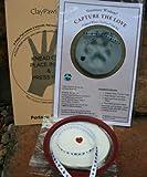 Amazon Com Sculpey Keepsake Deluxe Pawprint Kit Pet Supplies