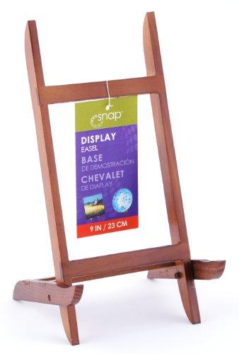Snap Walnut 9-inch Chair Easel (Chair Office Pinnacle)
