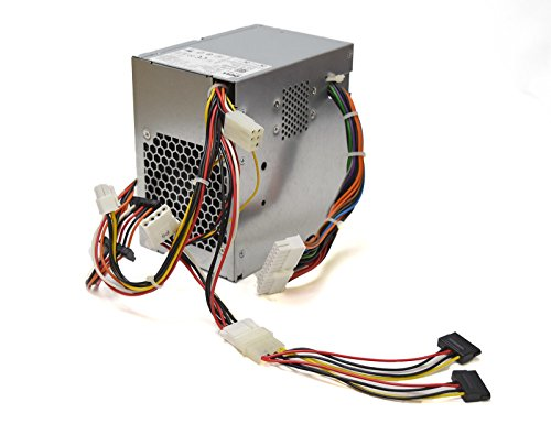 New Genuine OEM Dell 305W ATX Power Supply + Harness w/SATA Splitter M8805 XK215 NH493 HK595 C248C CY827 JH994 M360M MH495 MK9GY PH333 PW114 WU133 XK376 PF3TR P192M R480P HP202 X8129 T553C GK929
