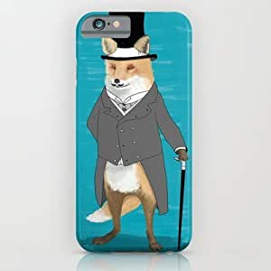 Society6 - 19th Century Fox iPhone 6 Case by Janko.